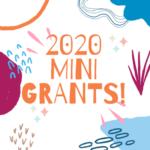 2020 Friends of LLL Mini Grants