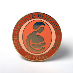 LLL Leader 30 year pin