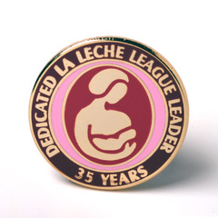 LLL Leader 35 year pin