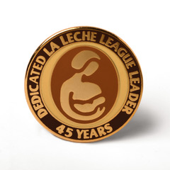 LLL Leader 45 year pin