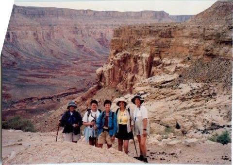 Grand Canyon 2002 Trip